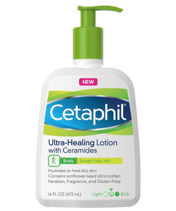 Cetaphil Ultra-Healing Lotion, $23.99