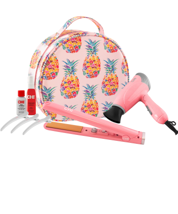 Chi Pineapple Crush Travel Kit, $99