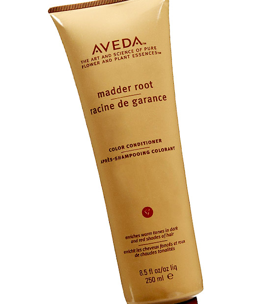 No. 4: Aveda Madder Root Color Conditioner, $18