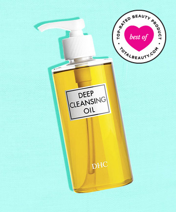 No. 1: DHC Deep Cleansing Oil, $28