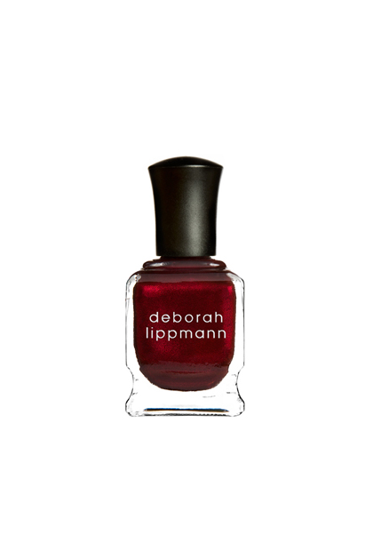 Deborah Lippmann Nail Lacquers in Through The Fire