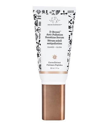 Drunk Elephant D-Bronzi Anti-Pollution Sunshine Serum, $36