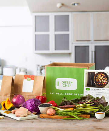 Green Chef, $79/box (includes three two-serving meals)