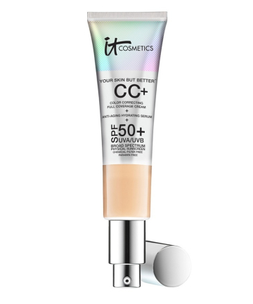 It Cosmetics Your Skin But Better CC+ Cream with SPF 50+, $38
