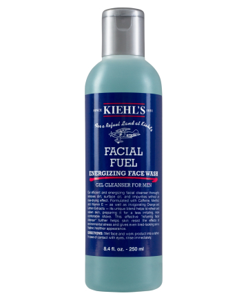 Kiehl's Facial Fuel Energizing Face Wash, $24