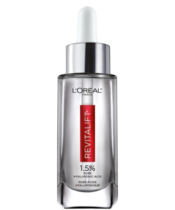 L'Oreal Revitalift Derm Intensives 1.5% Pure Hyaluronic Acid Serum, $23.99