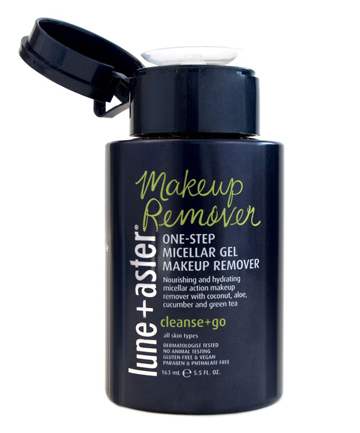 Lune+Aster One-Step Micellar Gel Makeup Remover, $22