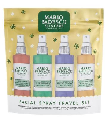 Mario Badescu Facial Spray Travel Set 20 Stock Up On