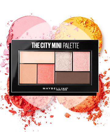 Maybelline New York The City Mini Palette Downtown Sunrise, $7.99