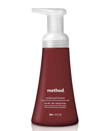 Method Foaming Hand Wash in Redwood Forest, $2.99