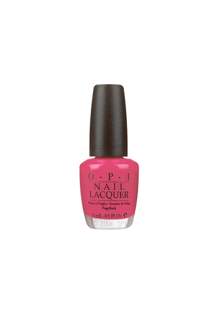 OPI Nail Color in Don't Know � Beets Me!