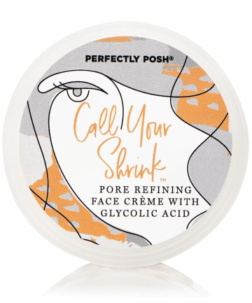 Perfectly Posh Call Your Shrink Face Creme, $20