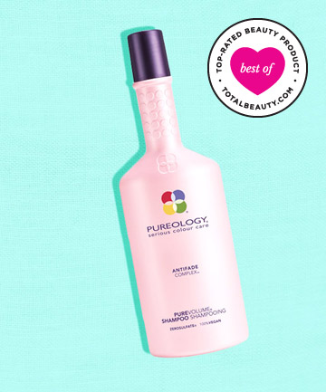 No. 12: Pureology Pure Volume Shampoo, $27