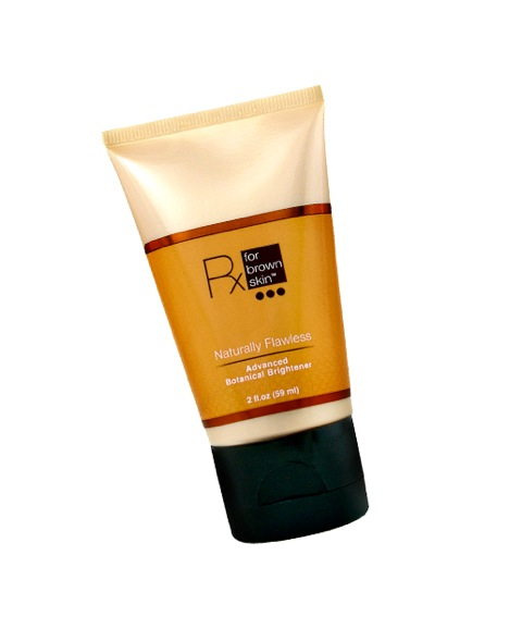 No. 1: RX for Brown Skin Naturally Flawless Advanced Botanical Brightener, $63