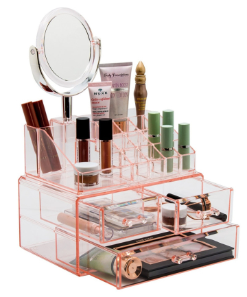 8 Genius Makeup Storage Ideas for Small Spaces