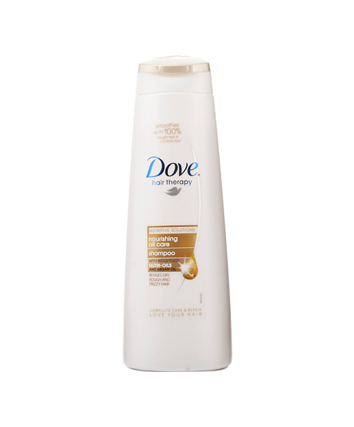 No. 2: Dove Nourishing Oil Care Shampoo, $4.79