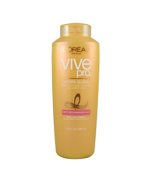 No. 13: L'Oréal Paris Vive Pro Hydra Gloss Moisturizing Shampoo, $4.99