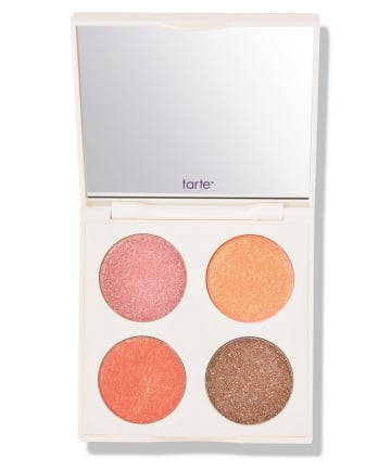 Tarte Foil Finger Face Quad, $32