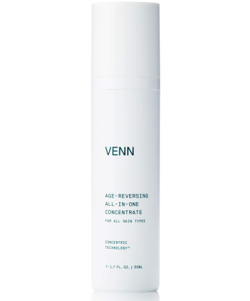 Venn Age-Reversing All-In-One Concentrate, $185