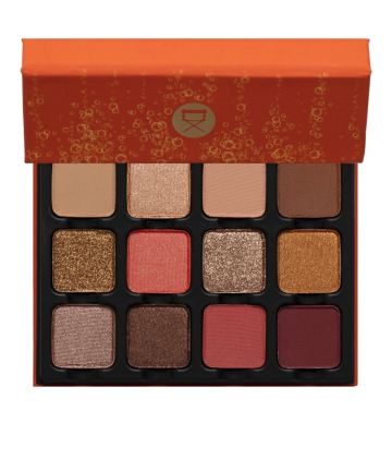 Viseart Spritz Edit Eyeshadow Palette, $39