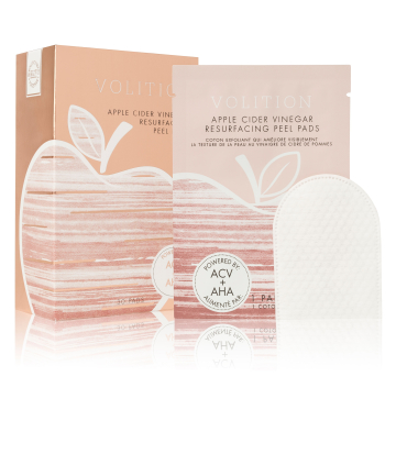 Volition Beauty Apple Cider Vinegar Resurfacing Pads, $64