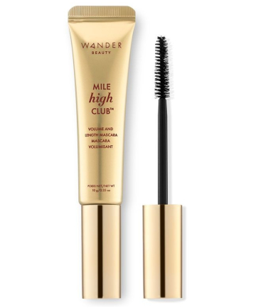 Use A Mascara That's Nourishing, Too