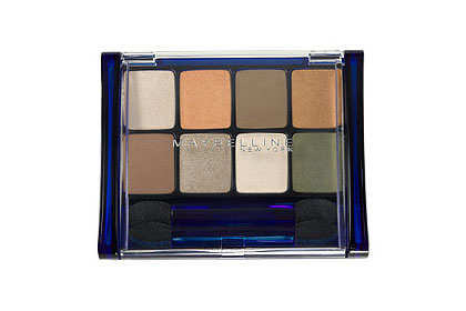 No. 4: Maybelline New York Expert Wear Eye Shadow 8 Pan, $6.58