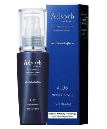 Adsorb Beauty AntiBody Moist Essence Serum, $140