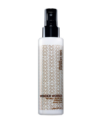 Shu Uemura Art of Hair Wonder Worker Air Dry/Blow Dry Perfector, $33