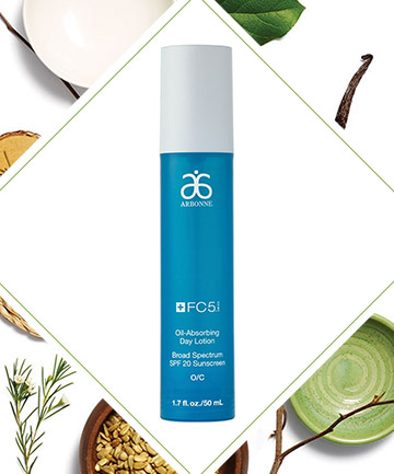 Oil-Absorbing Day Lotion SPF 20 Sunscreen, $44