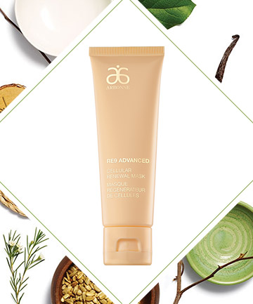 Re9 Advanced Cellular Renewal Mask 68 Hold Everything You Need These Arbonne Beauty Products