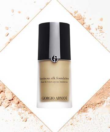 Giorgio Armani Luminous Silk Foundation, $64