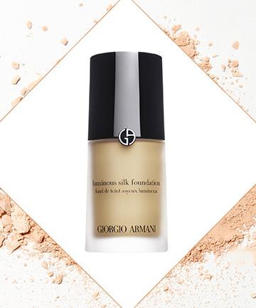 Giorgio Armani Luminous Silk Foundation, $64