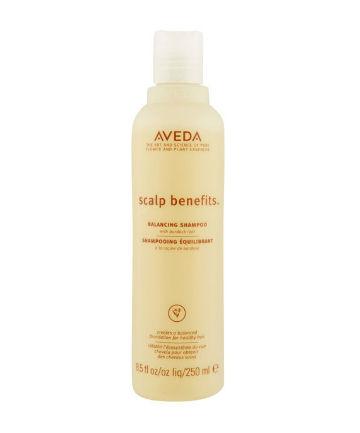 Best Dandruff Shampoo No. 6: Aveda Scalp Benefits Balancing Shampoo, $21