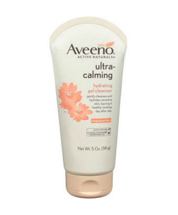 Best Face Cleanser No 13 Aveeno Ultra Calming Hydrating