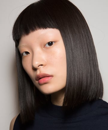 Baby Bangs Are The Hottest Hairstyle Of The Season