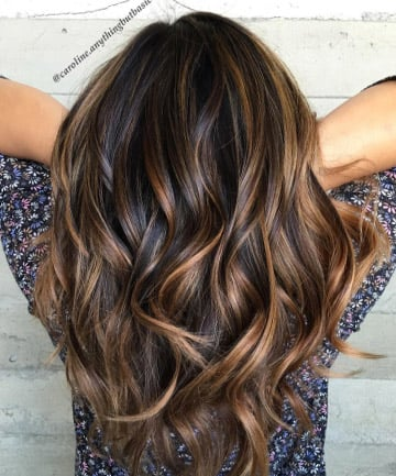 Painted Perfection 20 Reasons Balayage Hair Is The Highlighting