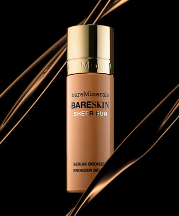 Fine Line-Fighting Serum Bronzer
