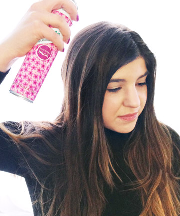 The Drugstore Dry Shampoo That Gives Me Salon Results