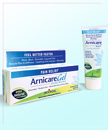 Use Arnica On Your Under Eyes