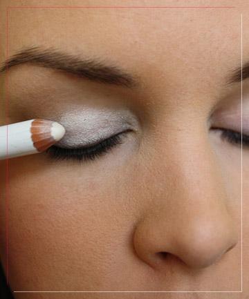 Use White Eyeliner as a Base