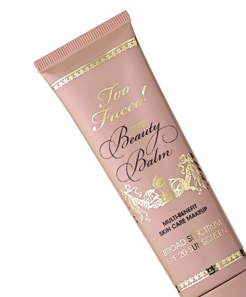 Best BB Cream: Too Faced Beauty Balm Multi-Benefit Skin Care Makeup, $34