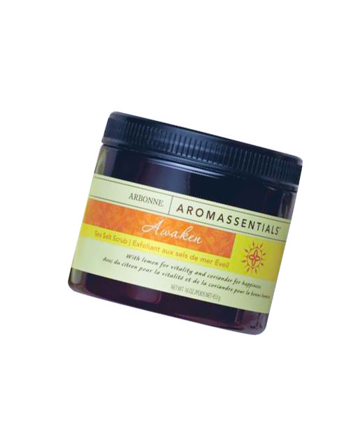 No. 11: ARBONNE AWAKEN SEA SALT SCRUB, $30