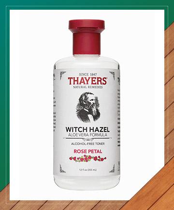 Thayers Alcohol-Free Rose Petal Witch Hazel Toner, $9