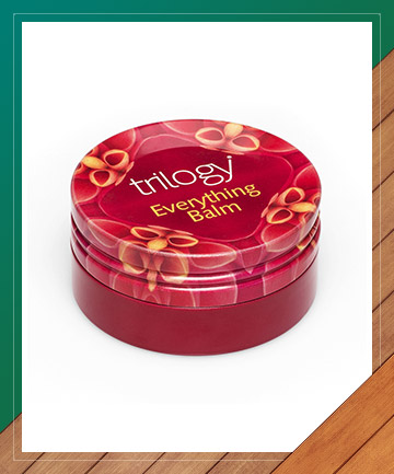 Trilogy Everything Balm, $18