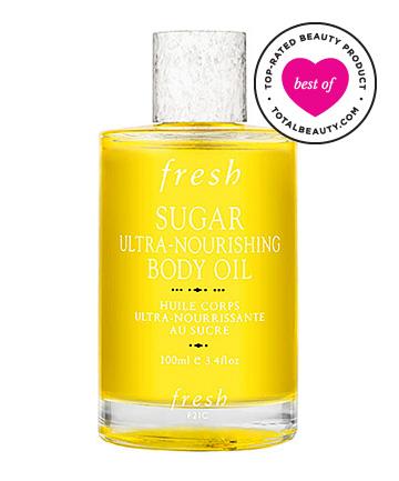 Best Body Oil No. 8: Fresh Sugar Ultra-Nourishing Body Oil, $48