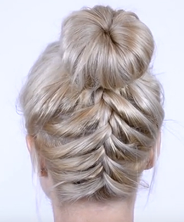 Upside Down French Braid 11 Best Braiding Video Tutorials