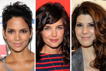 Celebs with the best brown hair: