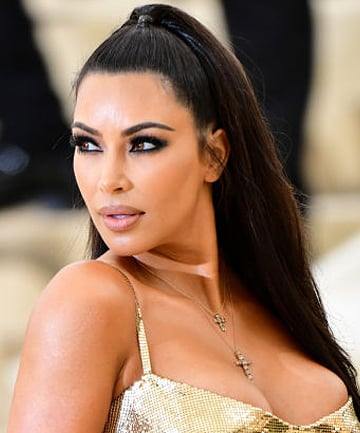 Top Five Kim Kardashian Makeup Met Gala 2018 - Circus