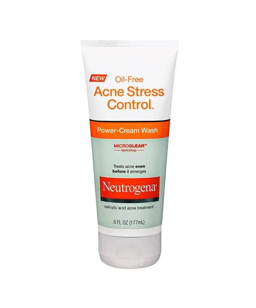 No. 8:  Neutrogena Oil-Free Acne Stress Control Power-Clear Scrub , $7.99